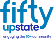 Fifty Upstate logo