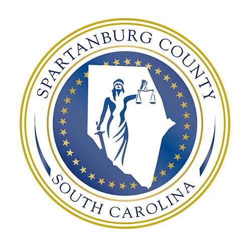 Spartanburg County logo